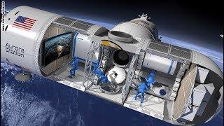 أول فندق في الفضاء.. تعرف على المواصفات وتكلفة الرحلة والإقامة ...