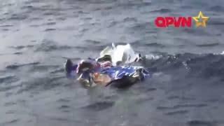 Debris found after Vietnam Coast Guard plane crashes during rescue mission