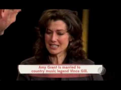 Sing for Your Supper With Bob Waggoner with AMY GRANT sings ...