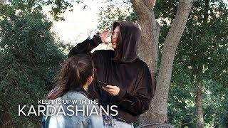 KUWTK | Kourtney Kardashian & Kendall Jenner Get Tipsy at Wine Tasting | E!