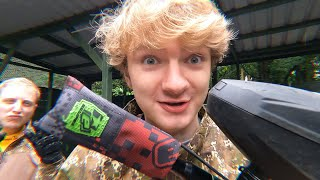 The Funniest Paintballing Video Ever
