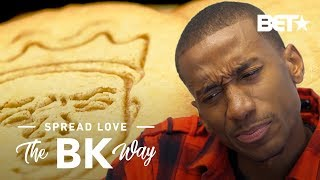 Biggie Smalls Face on a Cookie?! | Spread Love: The BK Way ft. Cakeboi and Jordan Heads Brooklyn