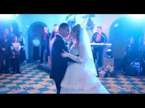 """Перший танець молодих - гурт """"Настрій"""" м. Дрогобич"""