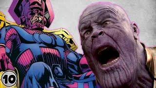 Top 10 Super Villains Who Are Stronger Than Thanos