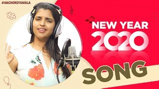 New Year Special Song- Anchor Syamala..