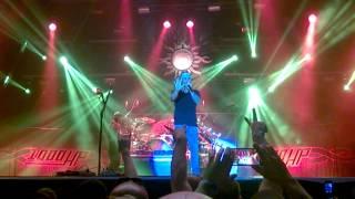 Godsmack - Whatever (Live) Uproar Festival, Peru IL