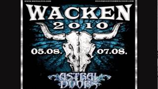Astral Doors -4- Of The Son And The Father (Wacken 2010)