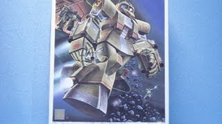 110 1/144 MS-06Z Zタイプ・ザク 『機動戦士ガンダムMSV』