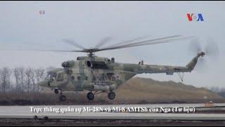 Nga dự định hợp tác sửa chữa trực thăng quân sự với Việt Nam