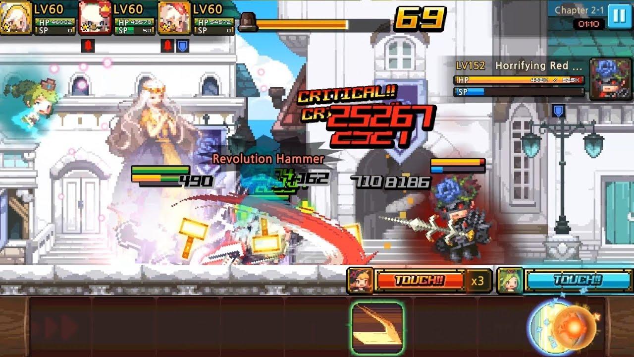 暢玩 克魯賽德戰記 – Crusaders Quest PC版 2