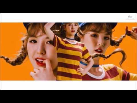The same things keep appear in Red Velvet MV