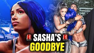 Sasha Banks GONE FROM WWE FOR GOOD After Scary Experience Goes Too Far? - WWE News