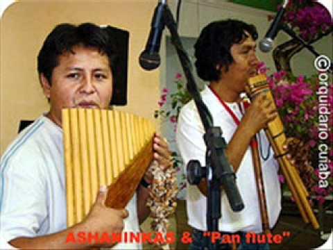 El condor pasa (Flauta de pan)