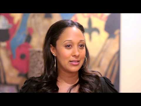 Christmas Angel - Tamara Mowry-Housley Interview