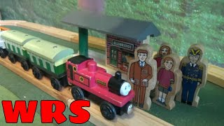 Gallant Old Engine Remake - Thomas and Friends Toy Trains - WoodenRailwayStudio