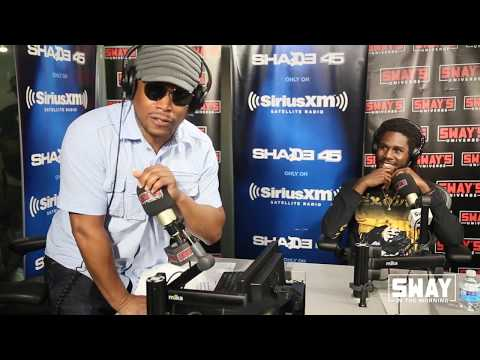 Chronixx Freestyles Live on Sway in the Morning