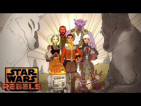 Family Reunion and Farewell: Epilogue | Star Wars Rebels | Disney XD