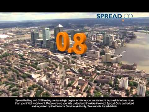 Spread Co TV Advert: Dow Jones