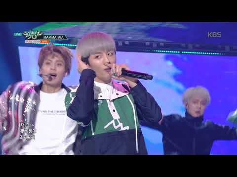 뮤직뱅크 Music Bank - MAMMA MIA - SF9.20180406