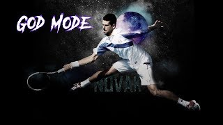 Novak Djokovic - God Mode Points (HD)