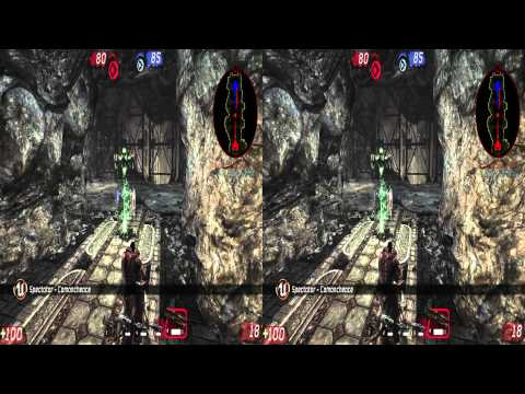 Unreal Tournament 3 UT3 Full HD Stereoscopic Demo 2