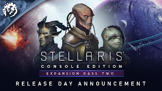 Stellaris: Console Edition's second expansion pass arrives in May