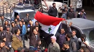 Syrians unfazed by possible U.S. strike