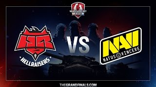 WGL GF 2016 - Group C - NAVI vs HellRaisers