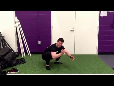 Ankle Mobility: Ankle Plantarflexion + Dorsiflexion w FRC Isometric Contractions (PAILS and RAILS)