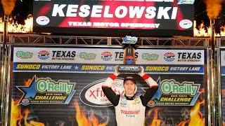 RECAP: Brad battles Dillon for win in Texas