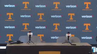 Tennessee Basketball press conference