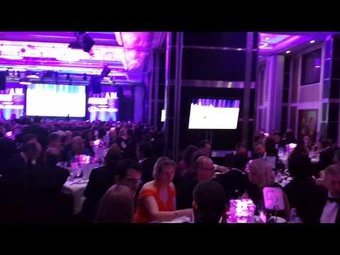 City A.M Awards 2013 @ Grange St Paul's Hotel
