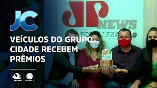 Veículos do Grupo Cidade recebem prêmios da Associação de Defensores Públicos do Ceará