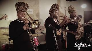 Kokoroko Afrobeat Collective - Colonial Mentality Baha'i's Unite The World