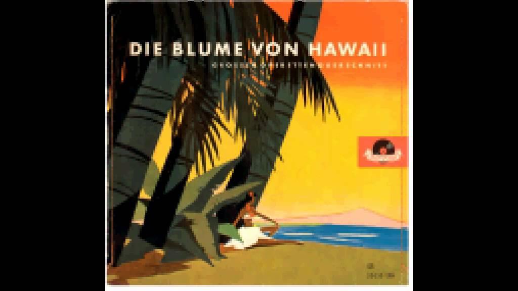 die blume von hawaii