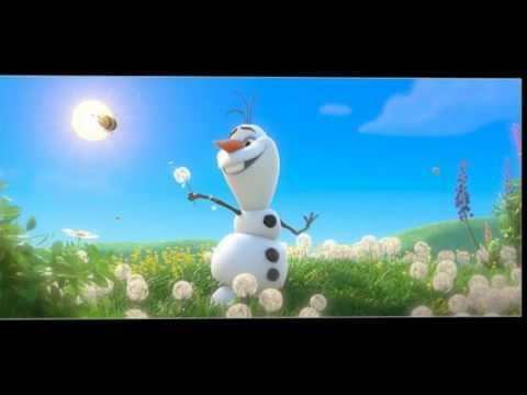 Сергей Пенкин - Песня снеговика Олафа_OST_Холодное сердце