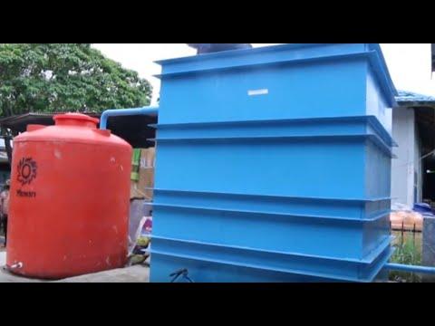 Teknologi Instalasi Pengolahan Air (IPA) Gambut Kabupaten Tanjung Jabung Barat, Jambi
