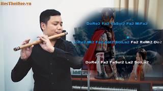 Thần Thoại Sáo Trúc Nhạc Hoa Bất Hủ Không Lời Buồn Nhất | Nhạc Trung Quốc Hay Nhất | Cảm Âm Sáo Trúc
