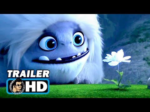 ABOMINABLE Trailer (2019)