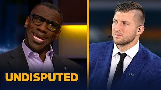 Jaguars will reportedly sign Tim Tebow as a Tight End — Skip & Shannon react | NFL | UNDISPUTED