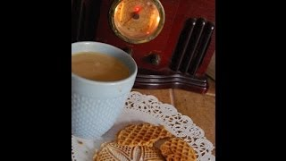 Chicago Johnny's All Natural Whole Wheat Italian Pizzelle Cookie Recipe With Classic Iron