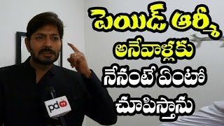 Kaushal exclusive Interview in Vijayawada..