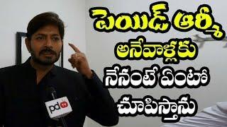 Kaushal exclusive Interview in Vijayawada..