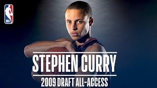 Stephen Curry 2009 NBA Draft All-Access   NBA Vault