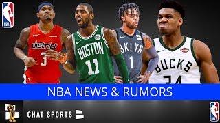 NBA Rumors: Kyrie Irving Updates, Bradley Beal Trade, Bucks & Raptors Rumors