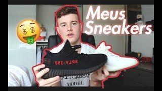 Meus Sneakers ‹ Luis Cestari ›