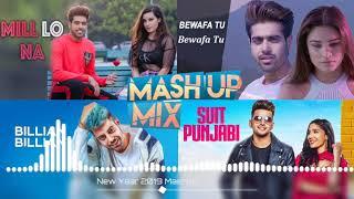 #Best Of 2019 Mashup - (Official Song) Top Hits GURI Punjabi Songs || Non Stop Remix Mashup Songs