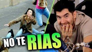 NO TE RIAS O TIENES QUE REINICIAR EL VIDEO!