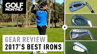 2017's Best Irons | Golf Monthly