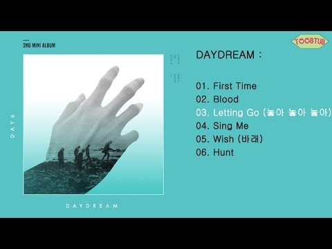 [Full Album] DAY6 - DAYDREAM [2nd Mini Album]